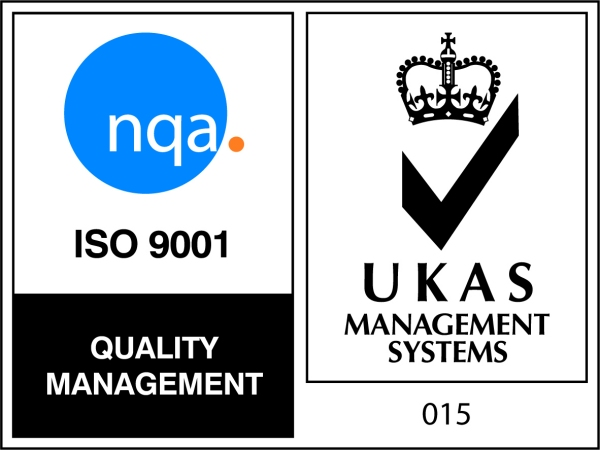 We are an ISO9001 quality registered manufacturer